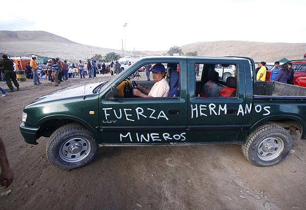 Minera ofrecía altos sueldos para atraer a trabajadores a un yacimiento complejo
