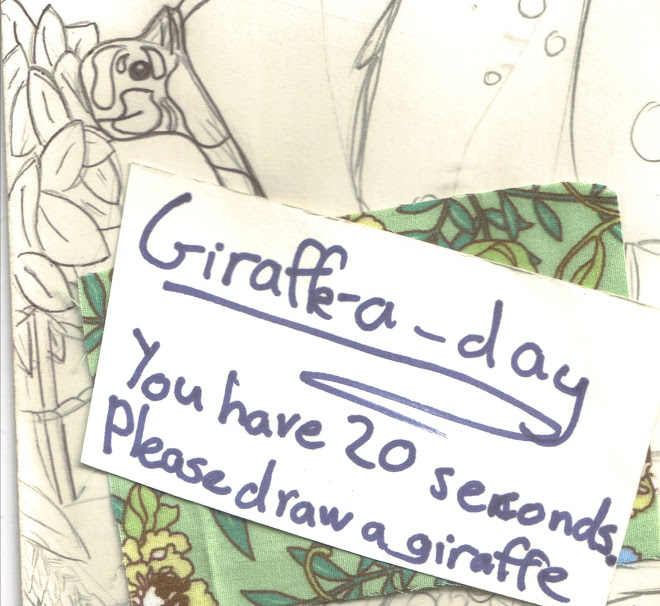Giraffe-a-day