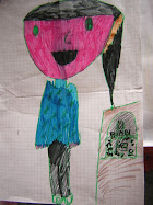 Un disegno di mia figlia quando era piccolina!!!