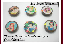 New Product - Edible Disney Princess