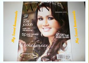 My Sweethomemade dalam Majalah Wanita Dec 2009