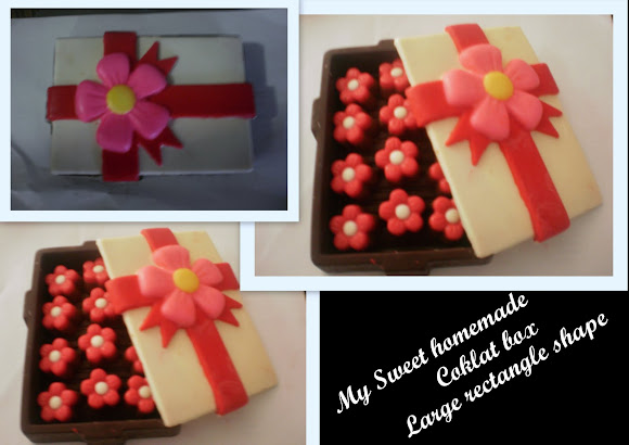 Chocolate Box - Rectangle Shape (large)