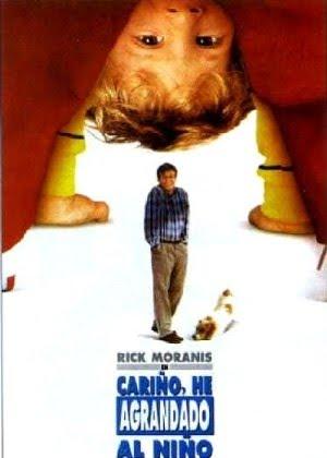 Cariño, he agrandado al niño. [1992] [Infantil-Fantasía] [MP4] [Español-España] Carino_he_agrandado_al_nino_0
