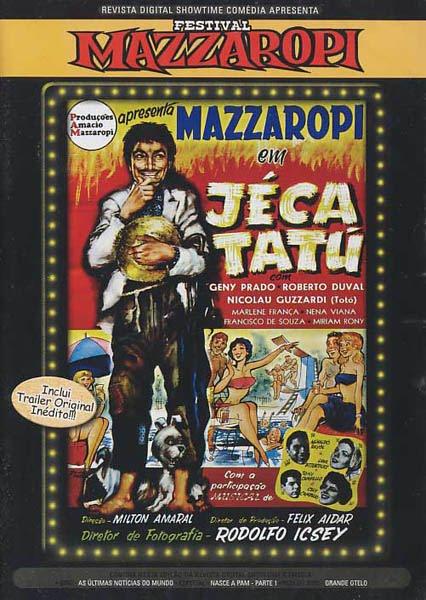 Baixar Filme Mazzaropi: Jéca Tatú   Nacional  Download
