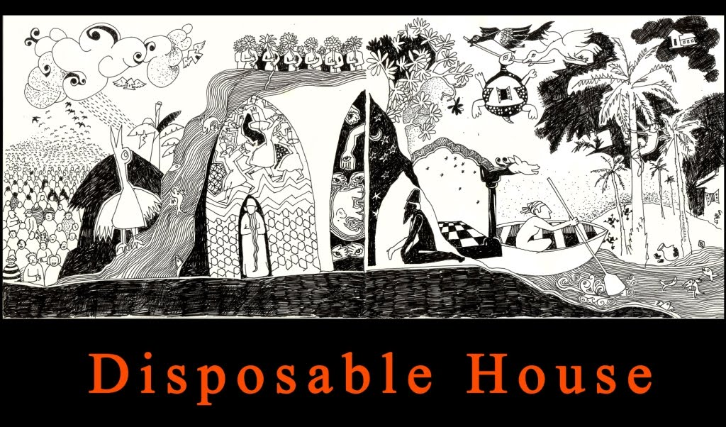 Disposable House