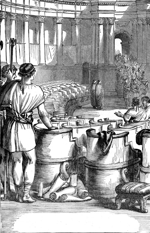 Ancient Links: Jobs in Ancient Rome – Introduction