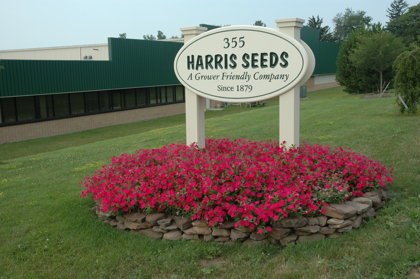 ... Itself Of Its Two Retail Home Garden Businesses: The Harris Seeds Garden  Stores In Rochester, NY; And The Harris Seeds Home Garden Mail Order Catalog  ...
