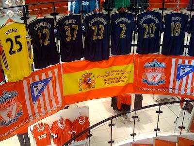 Liverpool - Atletico de Madrid Liverpool+5