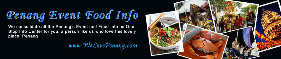 Penang Event and Food Info