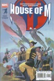 Marvel el Argentina House_of_M_Vol_1_1