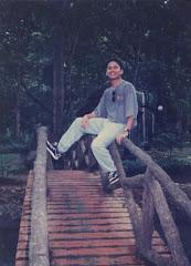 Kenangan masa tengah macho, Tasik Melati, Perlis, 1997
