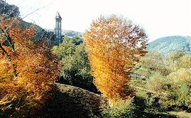 Turnul de apă de pe Scăunel