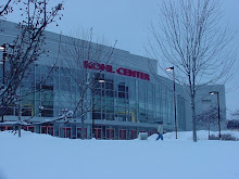 The Kohl Center, Home to Wisconsin Badgers Basketball and Hockey
