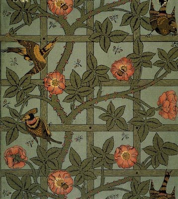 william morris designs. William Morris #39;Trellis#39;