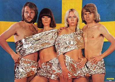 classic ABBA outfits