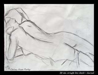 20 min - Kristyn, straight lines