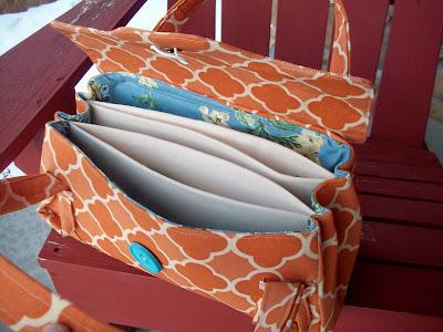 Amy Butler Sewing Pattern - Weekender Travel Bag