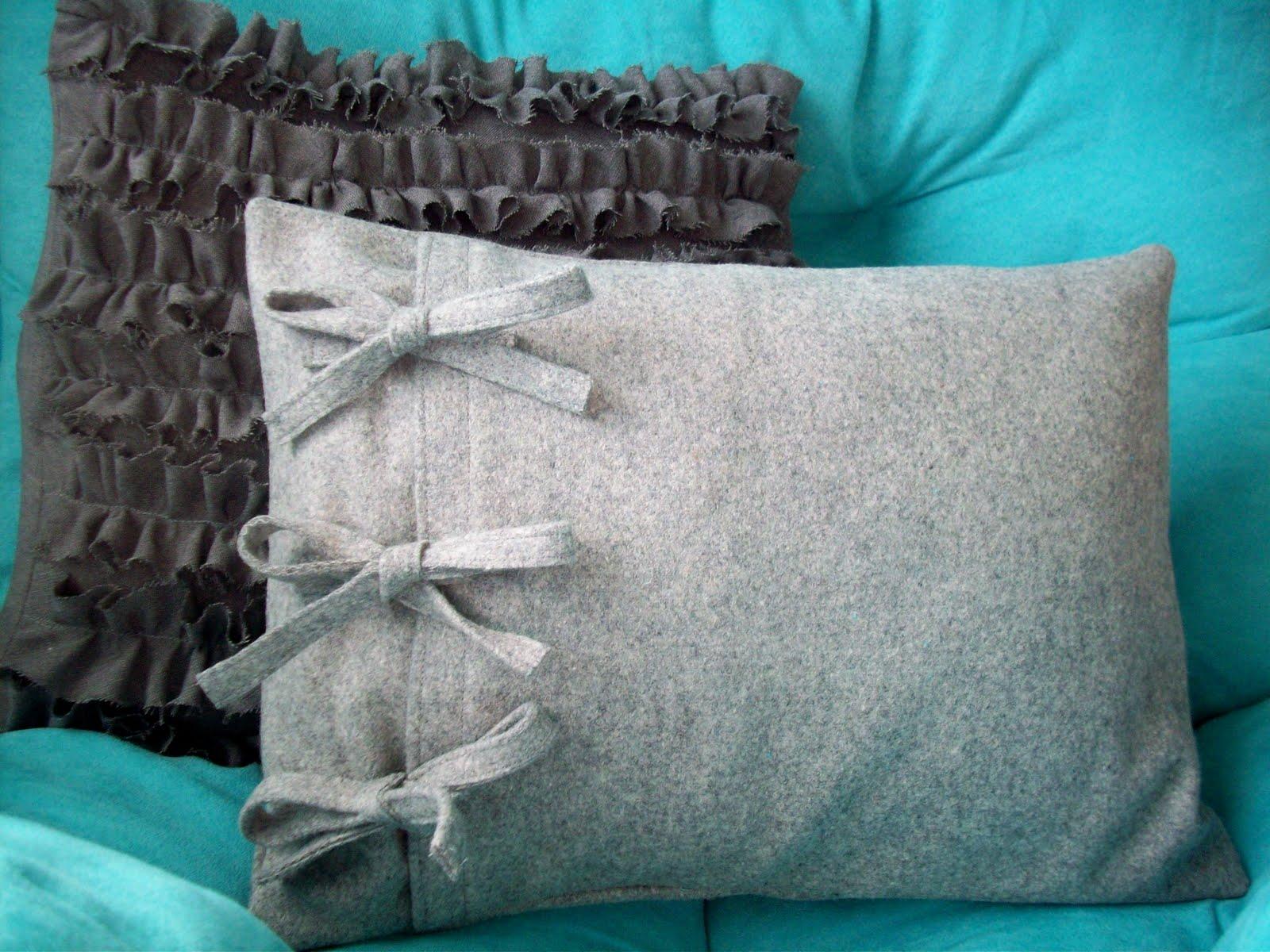 ameroonie designs side tie pillow tutorial