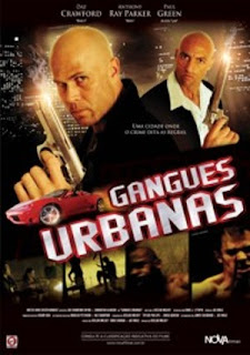Filme Poster Gangues Urbanas DVDRip RMVB Dublado