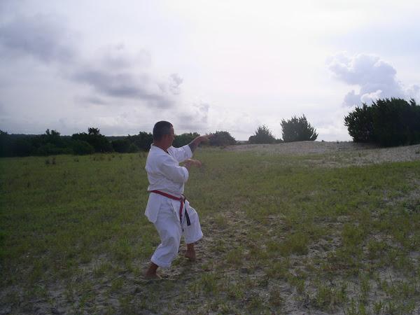 Matsumura Passai Kata of Sensei Bud Morgan