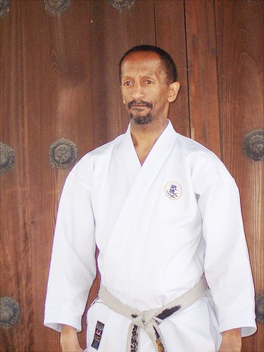 Hanshi Dwight Holley