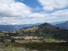 JERICÓ LA  CIMA DE  COLOMBIA
