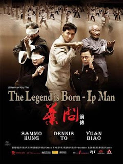 Ip Man - The Legend Is Born DVDRip XviD Legendado