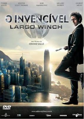 Filme Poster O Invencível - Largo Winch DVDRip XviD-3LT0N Dual Áudio