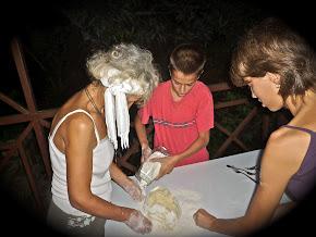 Soirée gnocchi (7 jan 2011)