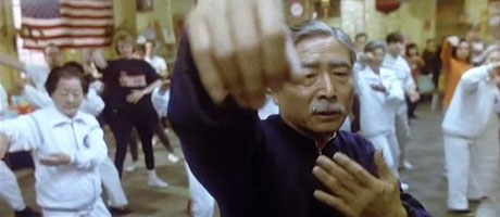 Pushing Hands Movie Pushing Hands Was Ang Lee's