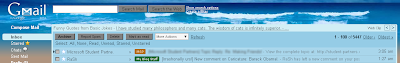Preview of the Summer Ocean theme by Rasagy Sharma aka RaSh