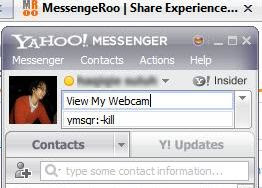 yahoo messenger 10 bug