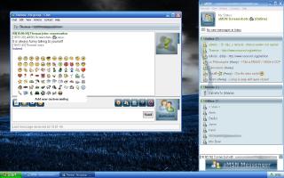 msn messenger chat