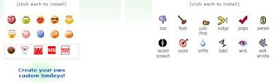 myspaceim emoticons zaps