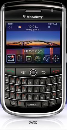 BlackBerry Tour 9630 Manual User Guide