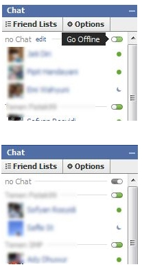 Facebook Chat Invisible Status Checker Detector