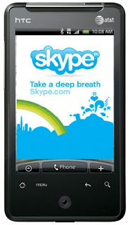 Skype for HTC Aria