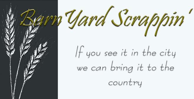 Barnyard Scrappin