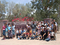 Family Camp in La Paz
