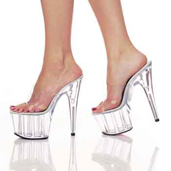 stripper high heels shoes