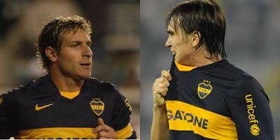 Boca Juniors - La interna en Boca arde