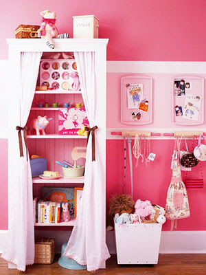 Brungki: ideas for organizing kids rooms