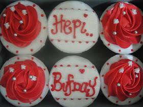 6 pcs cupcake