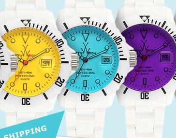 e9b14e1883b A nova linha de relógios neon da Toy Watch. Feitos de plasteramic