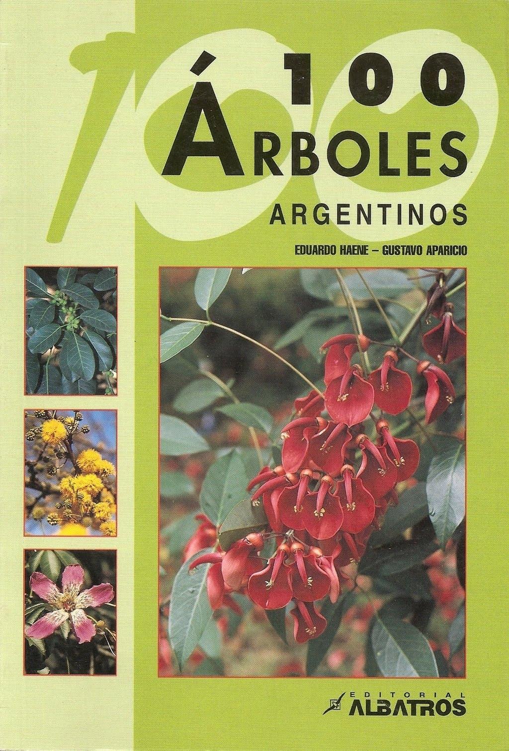 De letras y colores rboles nativos de argentina for Arboles perennes en argentina