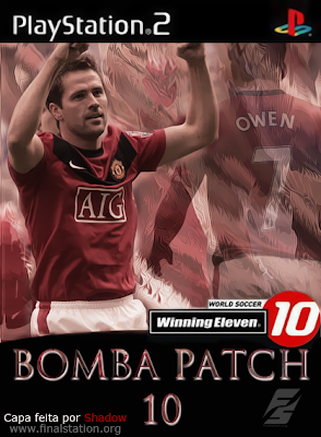 Download - Winning Eleven 10: Bomba Patch 10 | PS 2 | NTSC