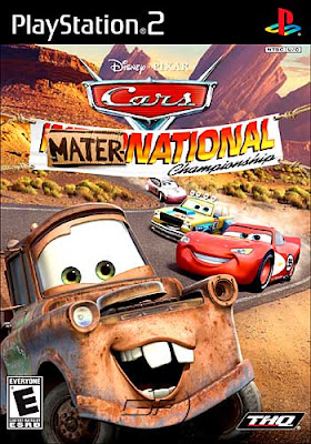 Download - Cars: Mater National Championship | PS 2 | NTSC