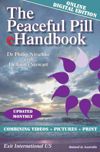 Assisted suicide, Voluntary Euthanasia, Peaceful Pill Handbook