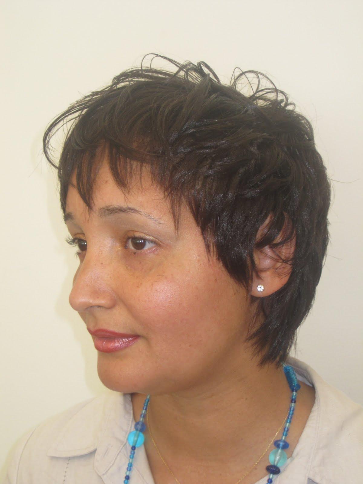 SHORT HAIR STYLE TIPS