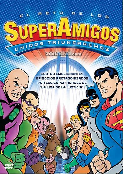 El Reto de los Superamigos